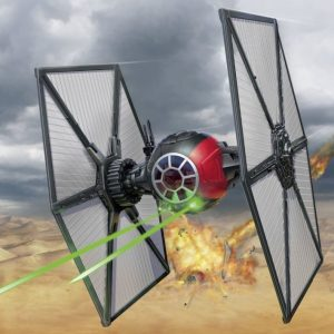 Star Wars First Order Tie Fighter Special Forces 1/35 Model Kit REVELL