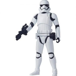 Star Wars First Order Stormtrooper Action Figure Value Hasbro