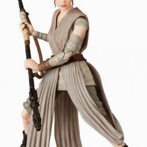 Star Wars The Force Awekens Rey Action Figure Mafex