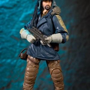 Star Wars Rogue One Cassian Andor (EADU) Black Series Hasbro