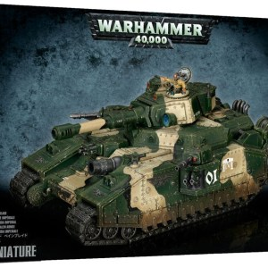 Warhammer 40K Baneblade Tank Game Workshop