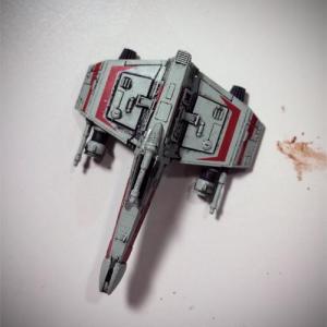 Star Wars E-Wing Fighter de X-Wing Jogo de Miniaturas