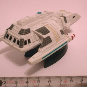 Star Trek Deep Space-9 Runabolt Resin Model