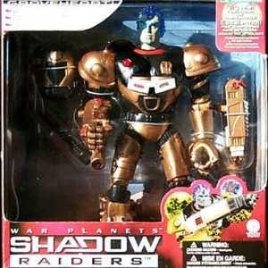 Shadow Raiders Action Figure Grave Heart BIG Trendmasters