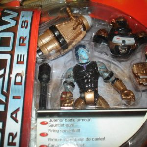 Shadow Raiders Grave Heart Carded Action Figure Trendmasters