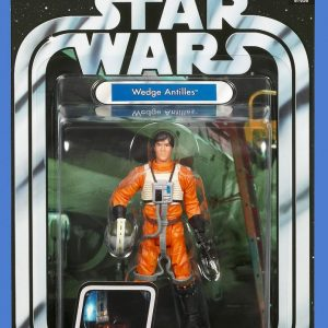 Star Wars Action Figure Wedge Antilles Hasbro