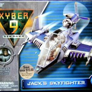 Xyber-9 Skyfighter BIG Model Bandai