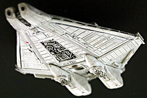Alien – Narcisus Escape Ship Resin Model
