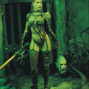 Spawn Necromancer Action Figure Mc Farlane Toys