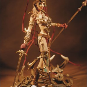 Spawn Tiffany-II Action Figure Mc Farlane Toys