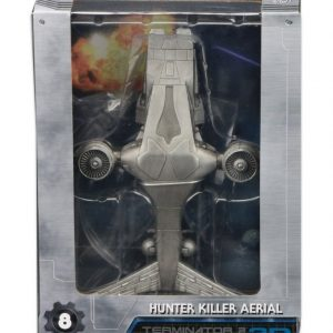 Terminator Hunter Killer Plane Die Cast Neca