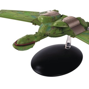 Star Trek Bird of Pray Eaglemoss