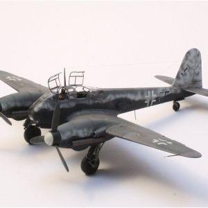 Me-410 B1/U2/R4 Hornet 1/72 Fine Molds