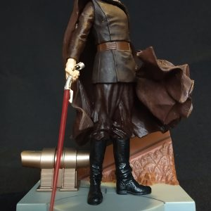 Star Wars Count Dooku Unleashed Statue Hasbro