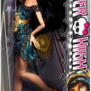Boneca Monster High Cleo de Nile FCA