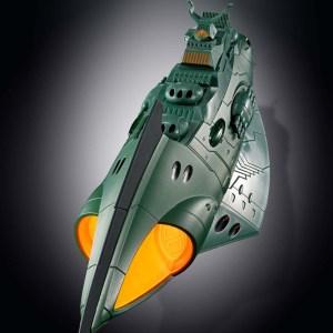Yamato Gamilon Ship GX-89 Chogokin Bandai
