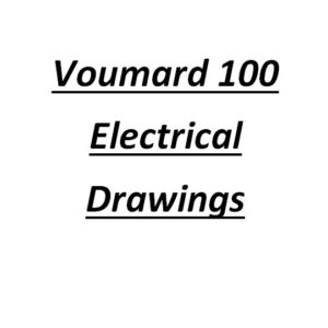 Voumard 100 CNC T Utilisation And Maintenance Manual