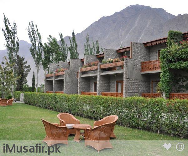 Book Gilgit Serena Hotel on cheap rates  iMusafirpk
