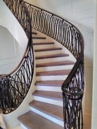 GALLERY | INTERIOR | Wrought Iron Railings  Innovative ...