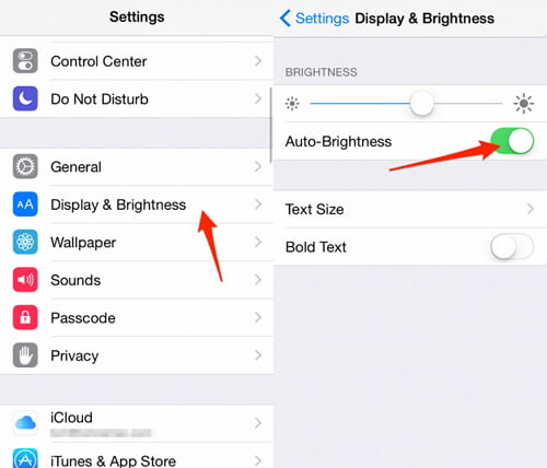 6 Solutions to Fix iPhone Screen Dark or Dim (iOS 12