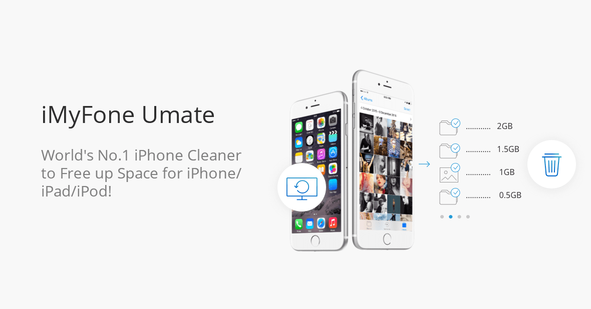 [OFFICIAL] iMyFone Umate: World's No.1 Free iPhone Cleaner