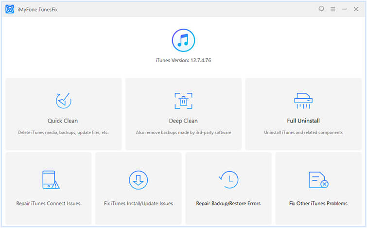 Latest Methods for iTunes Won't Open on Windows 10/8/7