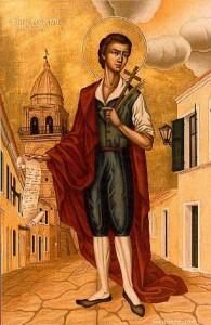 Ο Άγιος Θεόφιλος