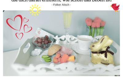 Ostermontags-Sekt-Frühstück