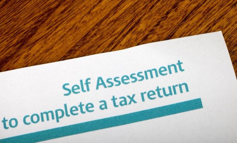 self assessment tax deferral