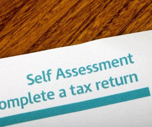 self assessment tax deferral