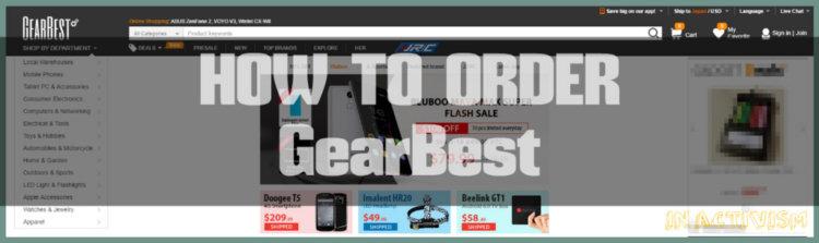 徹底解説「GearBest」の使い方と注文方法 | 海外ガジェット専門通販サイト