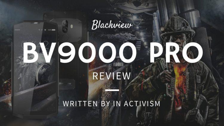 Blackview BV9000 Pro 実機レビュー・評価・感想|堅牢性に優れた現場向けガテン系スマホ