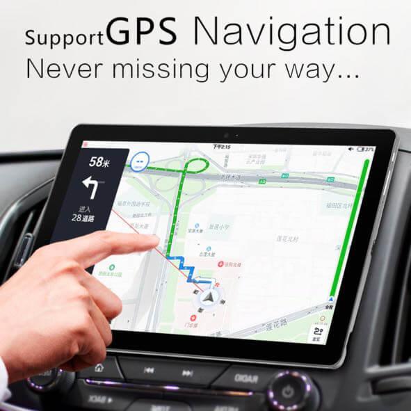 VOYO i8 Max 4G PhabletはGPS搭載