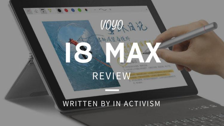 VOYO i8 Max 実機レビュー・評価・感想|実用性と遊び心が詰まった2イン1スタイルお絵かき液タブ