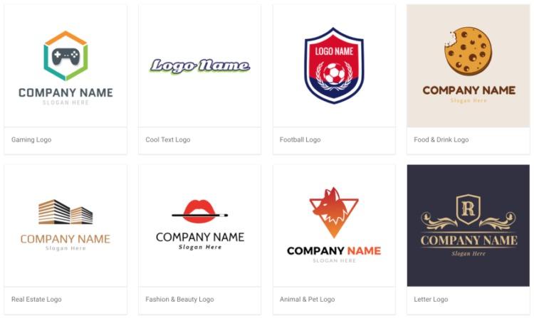 DesignEvoはおしゃれロゴデザインがスキル無しで簡単作成