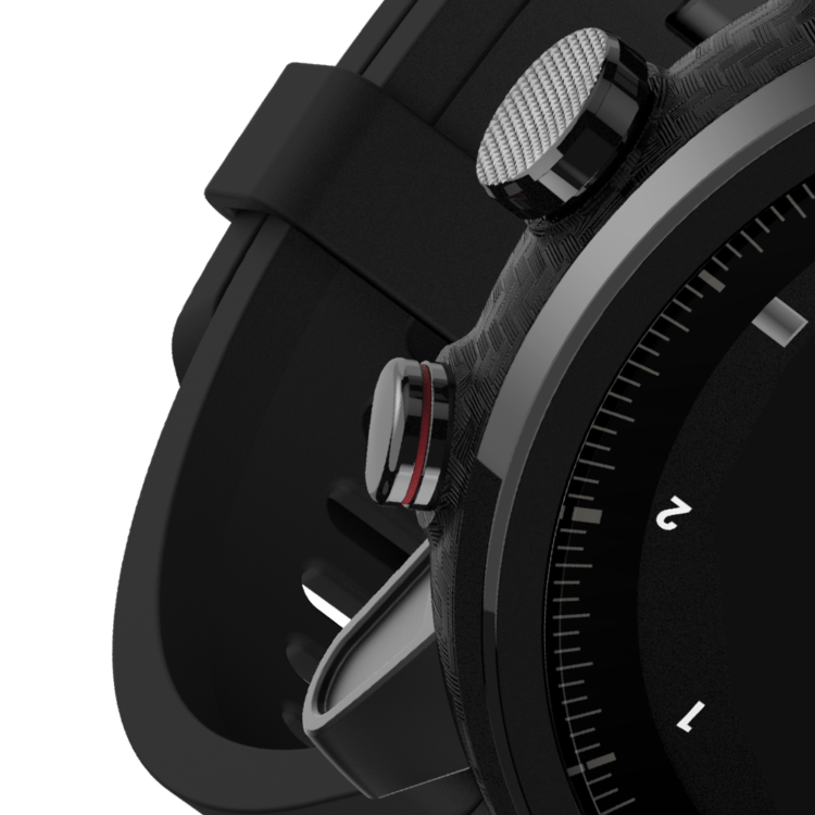 Xiaomi Huami Amazfit Stratos 物理ボタン