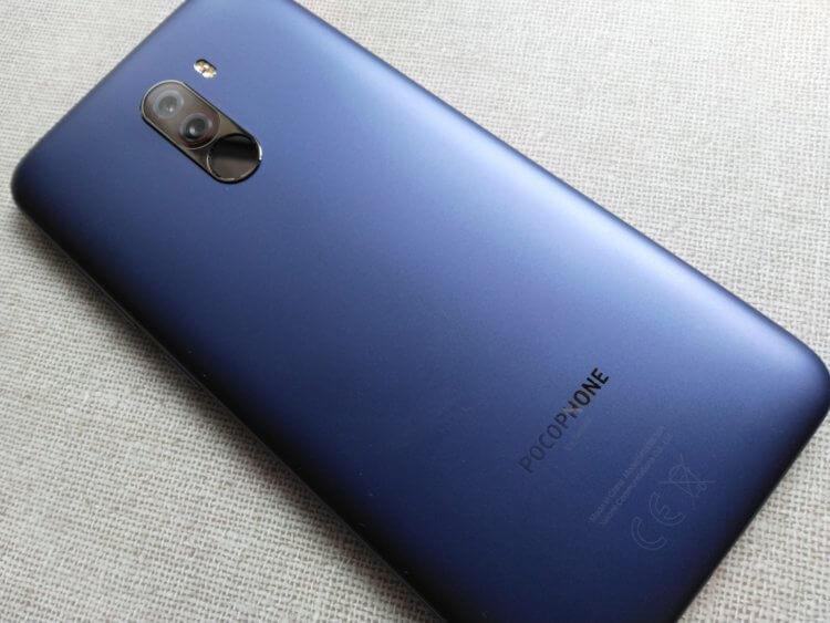 Xiaomi Pocophone F1 気になった点・注意したほうがいい点