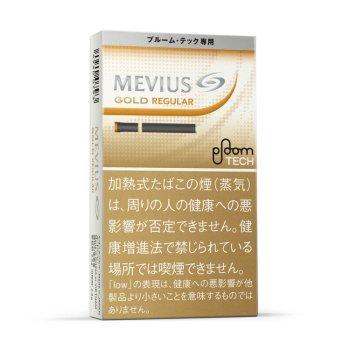 メビウス・ゴールド・レギュラー・プルーム・テック専用 外装