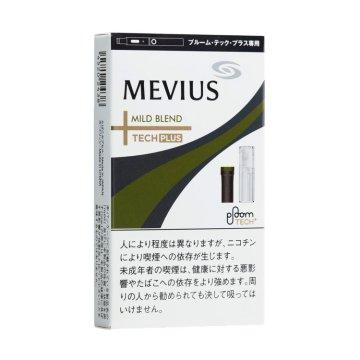 メビウス・マイルド・ブレンド・フォー・プルーム・テック・プラス MEVIUS MILD BLEND for Ploom TECH+外観