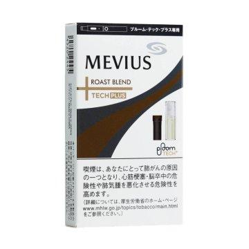 MEVIUS ROAST BLEND for Ploom TECH+ メビウス・ロースト・ブレンド・フォー・プルーム・テック・プラス 外観
