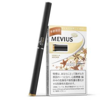 MEVIUS VANILLA AROMA for Ploom TECH メビウス・バニラ・アロマ・フォー・プルーム・テック 外観