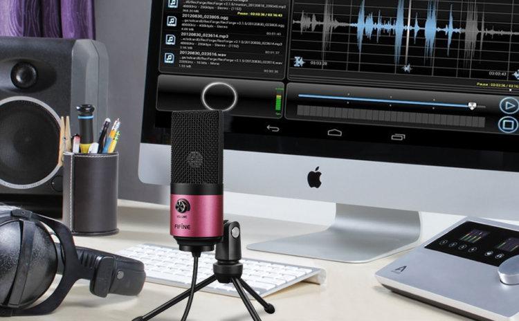 FIFINE ファイファイン USB マイク K669 インプレッション・感想・評価