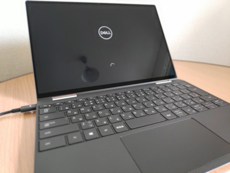 Dell XPS 13 2-in-1 プラチナ 7390 総合評価