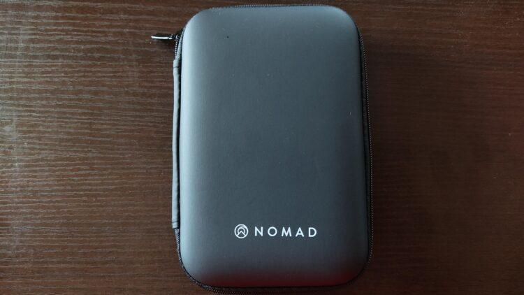 Nomad WiFi ノマドワイファイ(端末:Macaroon SE01) 化粧箱・パッケージ