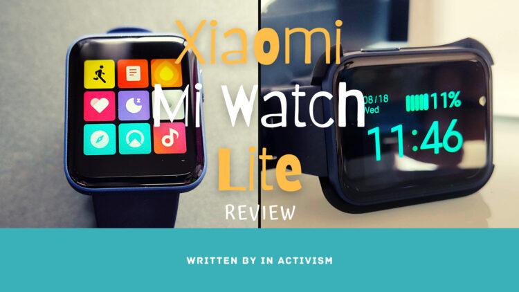 Xiaomi Mi Watch Lite レビュー 5千円以下廉価モデル、GPS内臓ハイコスパヘルストラッカー