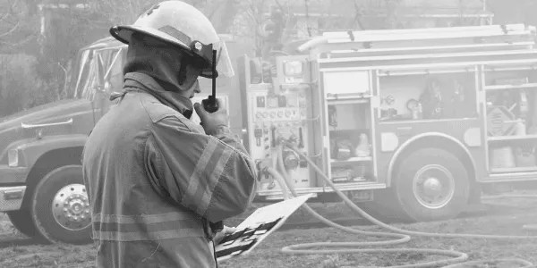 The Importance Of An Emergency Responder Radio To A Firefighter