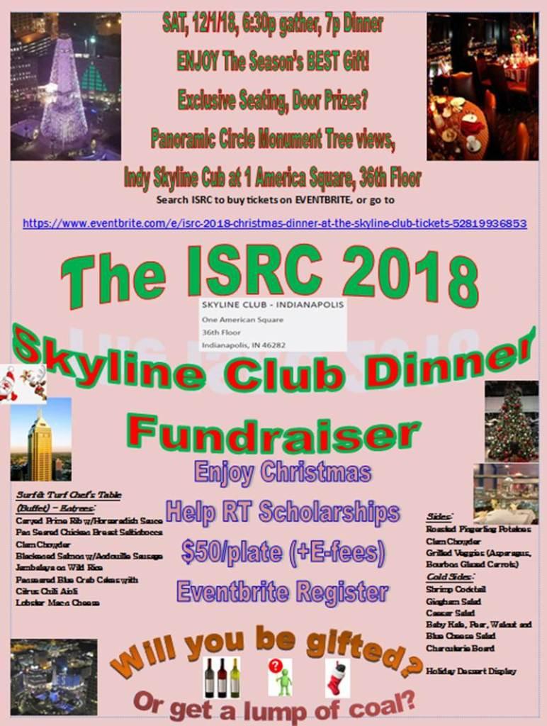 Skyline Club Dinner Fundraiser