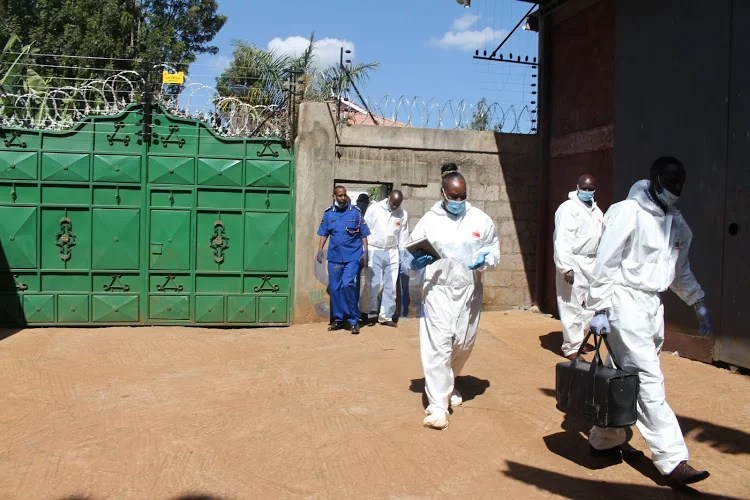 Form Four Student killed