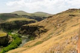 Armenian's border