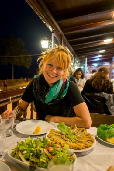 Martinas favorit dinner